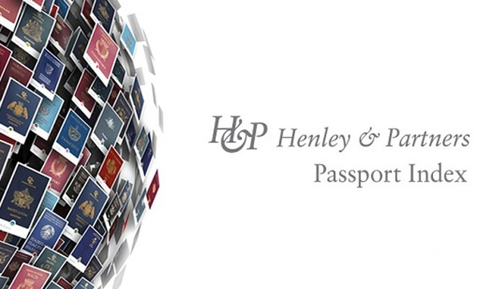 Image result for latest Henley Passport Index