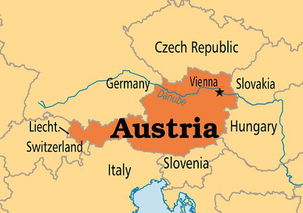 The Austrian capital Vienna has been ranked the 'world's