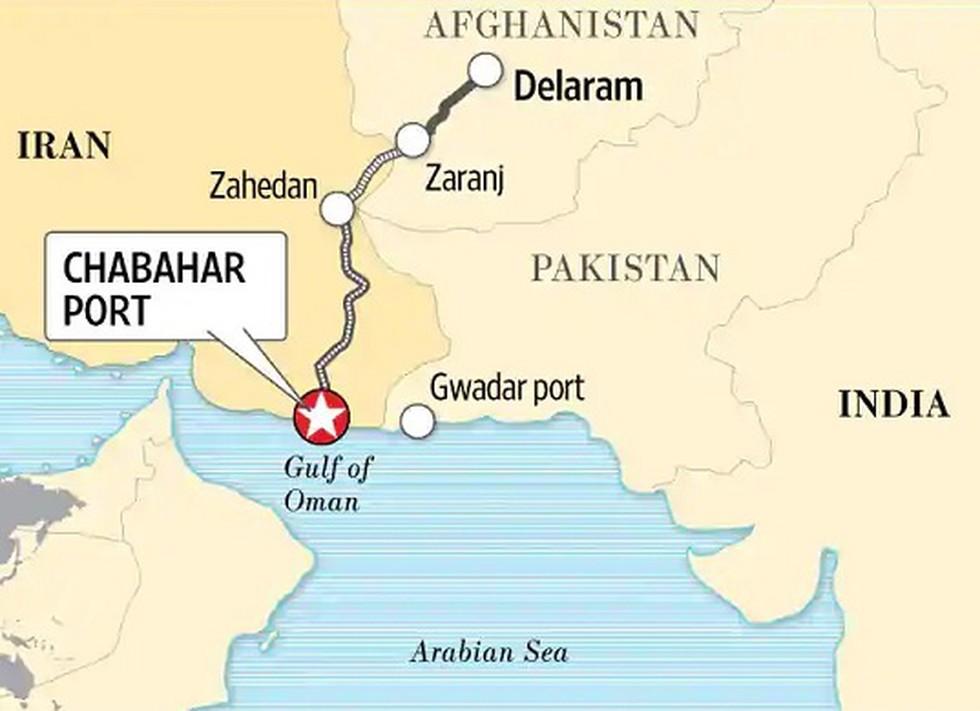 Iran drops India from Chabahar rail project
